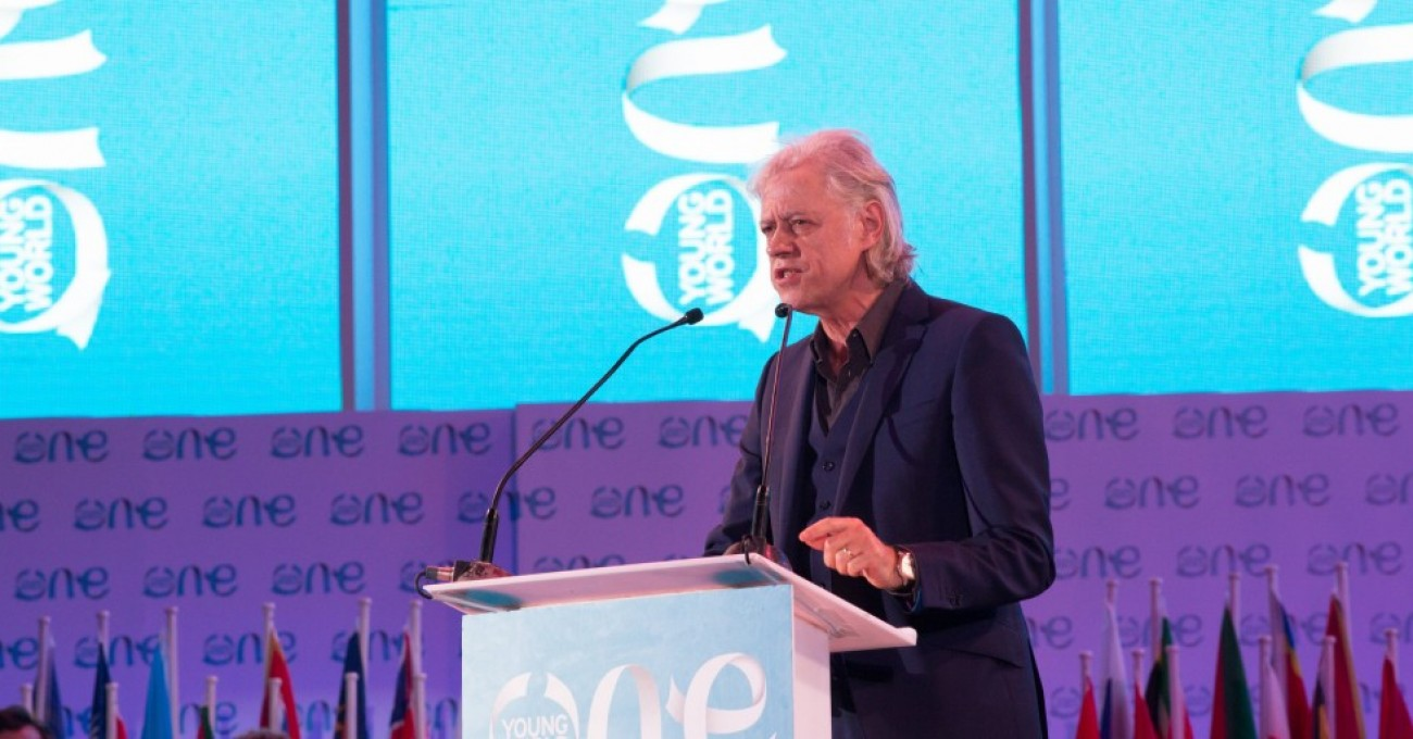 Bob Geldof Blames Millennials For All The Wrong Happening In The World